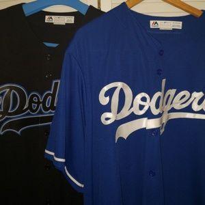 2 Dodgers Jersey
